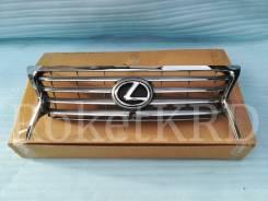 Решетка радиатора Новая Lexus LX570 2012-2015 год ( рестайлинг )