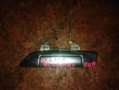 Ручка двери наружная Nissan Bluebird EU14, левая задняя