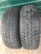 Michelin. зимние, шипованные, б/у, износ 40%