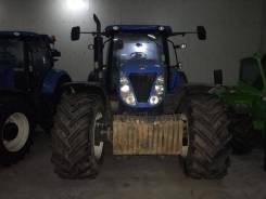 NEW HOLLAND T7070, 2012