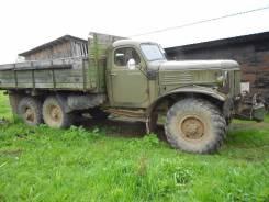 ЗИЛ 157. Продаётся грузовик , 5 000кг., 6x6