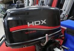 HDX. 2-тактный, бензиновый, нога S (381 мм)