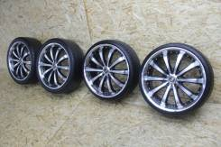 """[RW S06] Комплект колес Byron 20""""8J+45 225/30 245/35. 8.0x20"""" 5x114.30 ET45"""