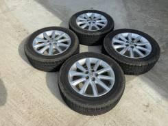 """Комплект оригинальных японских колес от Lexus CT с резиной 205/60R16. 6.0x16"""" 5x100.00 ET45"""