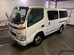 Toyota Dyna. Продаётся микроавтобус