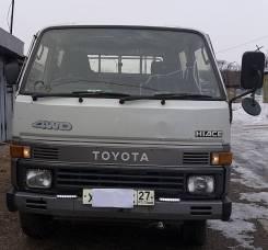 Toyota Hiace. Продам грузовик Toyota hiace, 2 400куб. см., 1 000кг., 4x4