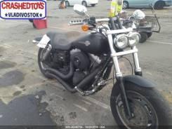 Harley-Davidson Dyna Fat Bob FXDF 25589, 2009