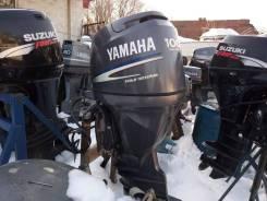 Yamaha. 100,00л.с., 4-тактный, бензиновый, нога X (635 мм), 2004 год