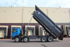 Scania. Продаётся самосвал-углевоз G500B8X4HZ, 12 740куб. см., 40 000кг., 8x4. Под заказ