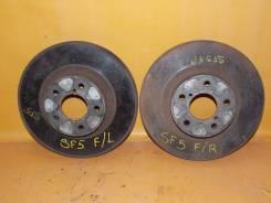 Диски тормозные передние Subaru Forester SF5