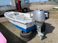Лодка катер на 2а мотора (корпус, моторная лодка)