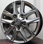Новое штатное литье Lexus 570 на 20 с отв.5на150. Графит
