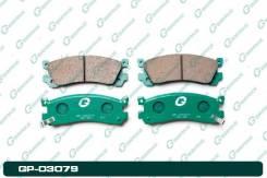 Колодки задние G-brake GP-03079