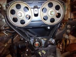 Двигатель в сборе. Mazda 626, GW Mazda Persona, MA8P Mazda Capella, GW5R, GW8W, GWER, GWEW, GWFW F8DE