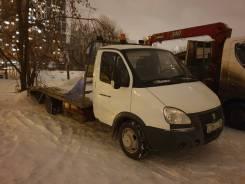 ГАЗ ГАЗель Бизнес. Эвакуатор GAZ 3302 2011год, 2 700куб. см., 2 500кг., 4x2
