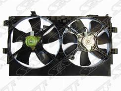 Диффузор радиатора в сборе Mitsubishi Lancer 07- / ASX 10- / Outlander