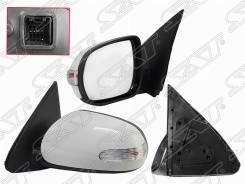 Зеркало левое KIA Cerato / Forte 08-10 LH поворот 5 конт