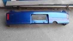 Бампер задний Nissan CUBE синий/ 1998-2002