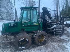 Timberjack 1110, 8WD, 1998