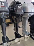 Лодочный мотор hidea HD 9.9 FHS, как новый