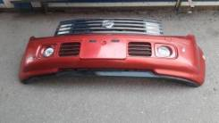 Бампер Nissan CUBE, COL-AY4C, передний 2002-2008