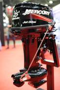 Двухтактный лодочный мотор Mercury Jet 25MLH водомет в наличии