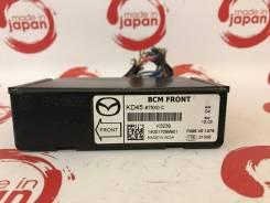 Блок управления bcm kd45 Mazda 6 GJ 2012-2015 гг. б/п, ОТС