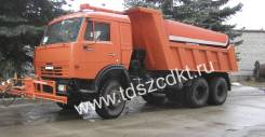KDM ЭД-405В. КДМ ЭД-405В на самосвале КамАЗ-65115 (Комплектация № 2). Под заказ