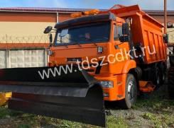 KDM. КДМ на самосвале КамАЗ-6520 (Комплектация № 22). Под заказ