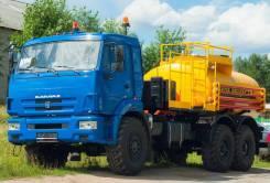 Установка для кислотной обработки скважин на шасси КамАЗ 43118