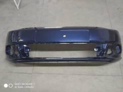 Бампер Volkswagen Polo 10-14 г. в. новый, синий