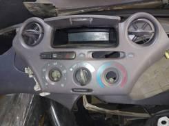 Панель управления кондиционером Тойота Платц scp11