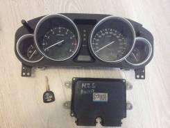 Блок управления двигателем, щиток приборов , ключ Mazda 6