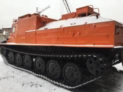 Алтайтрансмаш-сервис ГТ-ТР 2 Тегерек. Топливозаправщик Г-ТТ