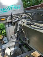 Mikatsu. 30,00л.с., 2-тактный, бензиновый, нога S (381 мм), 2016 год