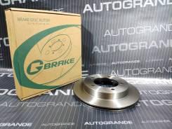Тормозной диск передний G-Brake GR-02231