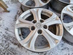 Литые диски Mazda 5x114.3 R-15