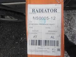 Радиатор охлаждения двигателя. Nissan R'nessa Nissan Presage
