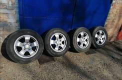 Комплект колёс для Нивы