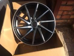 Литые диски Sakura Wheels 9650D/U R17x7,5J/5x100 ET40 Новые [TiretoGo]
