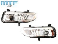 Линзованные светодиодные противотуманные фары MTF для Nissan