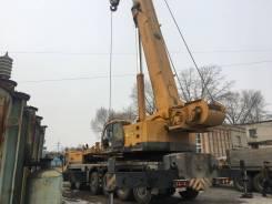 Услуги автокрана 130 тонн