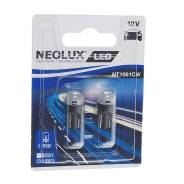 Светодиод 12V T10 0.5W W2,1x9,5D 6000K Neolux