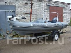 Лодка RIB SKYboat 440 RD