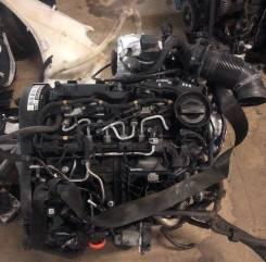 Двигатель в сборе. Volkswagen: Passat, Golf, Scirocco, Sharan, Tiguan Skoda Superb Audi TT Audi A3 Seat Alhambra CFFB, CFFA, CFFE, CFFD