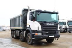 Scania P400. Самосвал 8x4, 33 345кг., 8x4. Под заказ