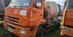 КамАЗ 58147A. Автобетоносмеситель Камаз 58147А в Красноярске а не