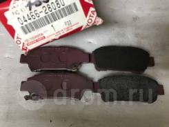 Колодки тормозные Toyota 04466-28080 k