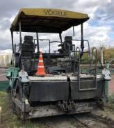 Vogele Super 1800. Асфальтоукладчик Vogele-1800, 2006г.