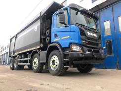 Scania. G500, 12 740куб. см., 60 000кг., 8x4